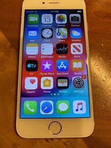 Apple iPhone 6 - 16GB - WHITE (Unlocked) A1549 (CDMA + GSM)