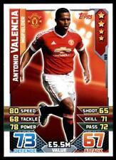 Match Attax 2015-2016 Antonio Valencia Manchester United No. 169