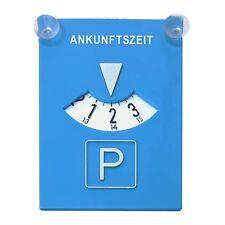 1 x Parkscheibe/ Parkuhr mit Saugnapfhalterung(2035)