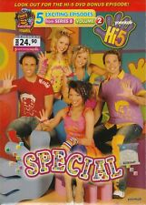 Hi-5 Special (Searies 8 Volume 2) DVD _ PAL Region 0
