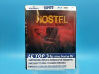 neuf film blu ray edition steelbook hostel