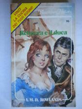 rebecca e il ducarowlands bluemoon history95 romanzi rosa storici no harmony