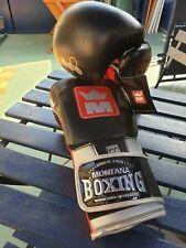 Gants de boxe boxing gloves montana boxing 16 oz noir