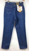 Lee Womens NWT Size 16 M Jeans Vintage High Waist Rise 100% Cotton Denim B21-1