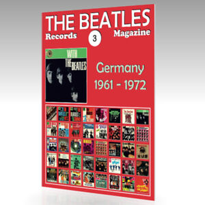 The Beatles Records Magazine No. 3 - Germany (1961 - 1972) - Full Color Guide
