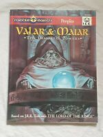 Middle Earth ICE #2006 Valar And malar The Immortal Powers Very good condition