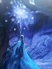 Frozen Queen Disney Scrub Top Xl Euc! Lycra Sides! Medical Dental Vet Tech 😷👌!