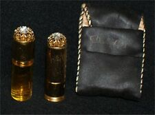Dorothy Gray 2 Pc Miniature i Lipstick ( Night Drums ) Perfume full  Pouch RARE