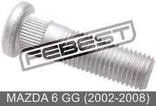 Wheel Bolt / Lug Nut For Mazda 6 Gg (2002-2008)