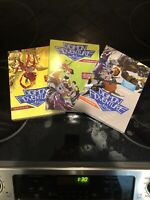 Digimon Adventure Tri.: Determination Confession & Reunion Lot Of 3 New DVD