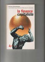 La finance capitaliste séminaire d'études marxistes BRUNHOFF DUMENIL LEVY HUSSON