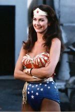 LYNDA CARTER WONDER WOMAN Show 80s & 90s Posters Teen TV Movie Poster 24X36 G