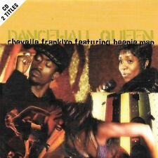 CHEVELLE FRANKLIN FT BEENIE MAN - Dancehall Queen - 2 Tracks