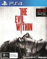 The Evil Within (PS4) NEW - 1st Class SUPER FAST Delivery