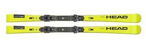 HEAD Ski Set WORLDCUP REBELS E-RACE PRO + Attacchi FREEFLEX ST 16 - 313250-170