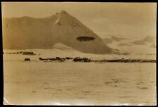 Nobile dirigibile Italia 1928 Original vintage large photo