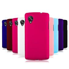 Thin Plastic Case Cover Skin Protector fr LG Google Nexus 5 8 Colors