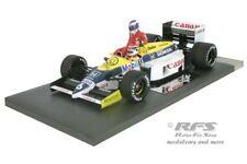 Williams Honda FW 11 Piquet / Rosberg Formel 1 Deutschland 1986  1:18 Minichamps