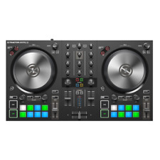 Native Instruments Traktor Kontrol S2 MK3 Portable 2 Channel USB DJ Controller