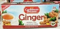 Jamaican Ginger Tea bags 24