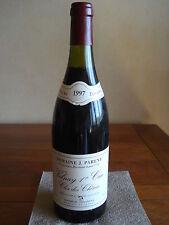 1 Bt de VOLNAY 1er Cru CLOS DES CHENES 1997. (J.PARENT) 3 de Disponible.