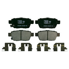 Disc Brake Pad Set Rear Federated D1103