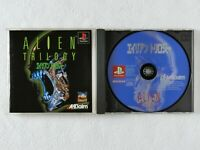 ALIEN TRILOGY PS1 Acclaim Sony Playstation From Japan
