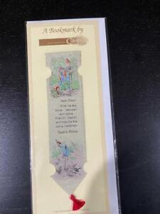 Cash Woven Bookmark Peter Rabbit
