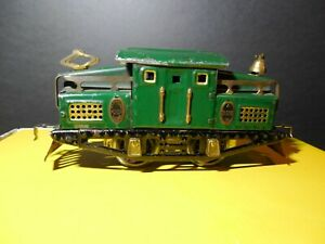 American Flyer Prewar 3110 Tin Electric O Gauge Locomotive