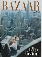 Harper's Bazaar February 2007 Drew Barrymore - The Height of Fashion  (Magazine: