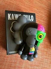 """BLACK 8"""" KAWS X BAPE DISSECTED BABY MILO - FAST SHIPPING"""