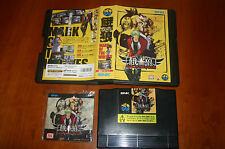 NEOGEO AES SNK GAROU MARK OF THE WOLVES Neo Geo JAPAN Very Good ORIGINALE