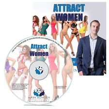 Attract Women Hypnosis CD + FREE MP3 VERSION find romance