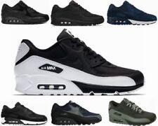 Zapatillas deportivas de hombre textiles Air Max 90 color principal negro