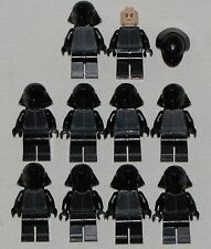 Lego Lot 10 New Star Wars First Order Crew Member Minifigures Figs