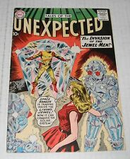 Tales of the Unexpected # 47, 51, 82.close to FINE grade--A..1960-64 comic books