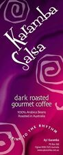 5KG DARK ROASTED GOURMET COFFEE BEANS - KARAMBA SALSA