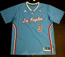 "Chris Paul Los Angeles Clippers Adidas ""Back in Blue"" Pride Swingman Jersey 2XL"