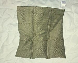 Wheat bag 3 Sectional In luxury  material, Ease painful aching backs Aroma Free