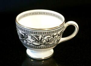 Beautiful Wedgwood Florentine Black Footed Cup