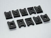 10 X Blechmuttern Schnappmutter Klemmmutter Clips  4.80 mm für BMW 7129925712