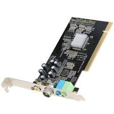 PCI Internal TV Tuner Card Multimedia Card For Desktop PC Video Recorder P3G5