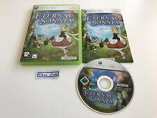 Eternal Sonata - Microsoft Xbox 360 - PAL FR - Avec Notice