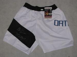 BRIAN ORTEGA  Hand Signed MMA UFC Shorts Trunks  + JSA COA