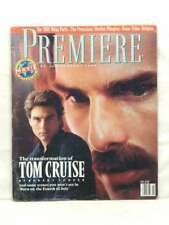 PREMIERE MAGAZINE TOM CRUISE OLIVER STONE BETTE MIDDLER