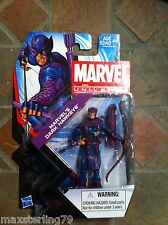 "Marvel Universe DARK HAWKEYE 3.75"" figure 031 legends classics Avengers Bullseye"