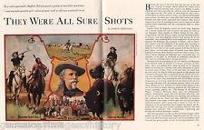 Sure Shots - Marksmen Of The West+Baker,Bogardius,Carver,Cody,Kleinman,North