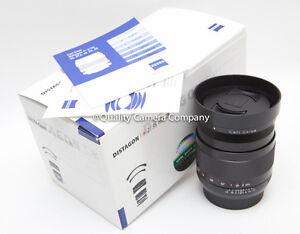 Zeiss (Canon EF) 35mm f/2 ZE Distagon T* Lens #1762-850 A TRUE BEAUTY !