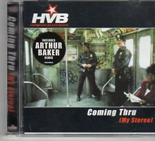 (DY298) HVB, Coming Thru (My Stereo) - 2000 CD