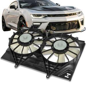 Fit 01-03 Isuzu Rodeo Sport 2.2L AT OE Style Radiator Cooling Fan Kit IZ3115101